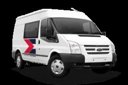 Pronájem minibusu bez problému